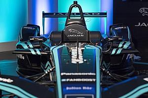 Formula E En iyiler listesi Galeri: Jaguar'ın 2017/18 sezonunda kullanacağı araç ve pilotlar