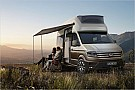 Automotive Volkswagen zeigt Camper California XXL