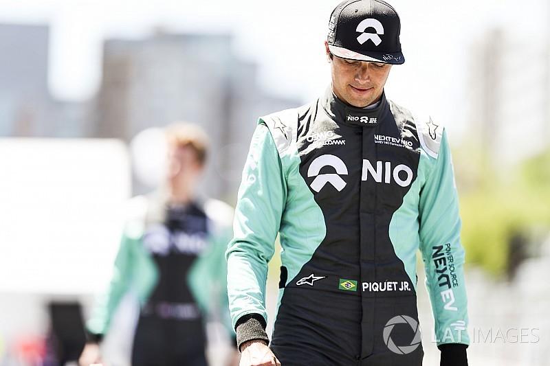 """Piquet'nin NIO'da kalmak için """"çok süphesi vardı"""""""