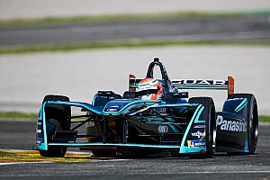 Formula E Special feature Nelson's column: New team as Formula E enters new era