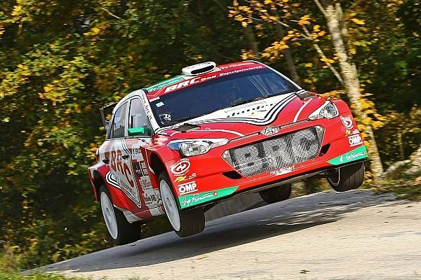 Giandomenico Basso dominante nel TER: trionfa anche al Rally di Liezen!
