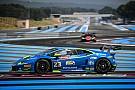 Lamborghini Super Trofeo Cecotto e Postiglione centrano il terzo successo di fila al Paul Ricard
