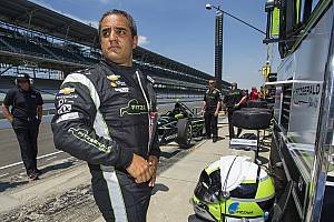 IndyCar News Juan Pablo Montoya: Indy 500 auch 2018 trotz IMSA-Saison?
