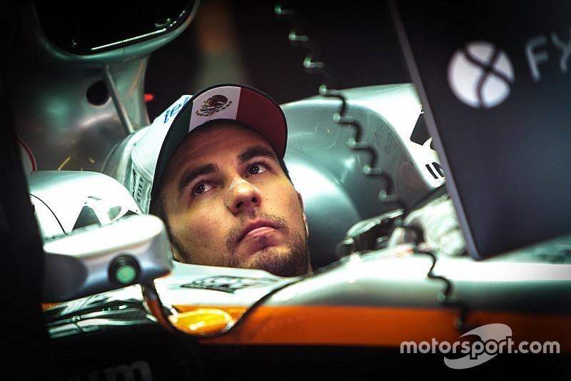 Force India вимагає від Переса схуднути