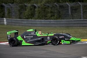 Formule Renault Kwalificatieverslag FR2.0 Nürburgring: Fenestraz op pole voor race twee