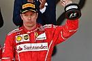 Forma-1 Kulcskérdések megválaszolva: Ha a Ferrari Räikkönen győzelmét akarta volna, akkor a finn nyer...