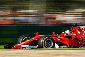 Formule 1 Preview Pirelli s'attend à bien moins de graining à Shanghai