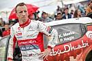 WRC Videón, ahogy Meeke rongyol az összetört Citroen C3 WRC-vel