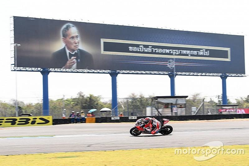 El calendario 2018 de MotoGP ya tiene fecha en Tailandia
