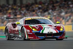 WEC Ultime notizie Ferrari: sarà Vilander a sostituire Bird alla 6 Ore del Nurburgring