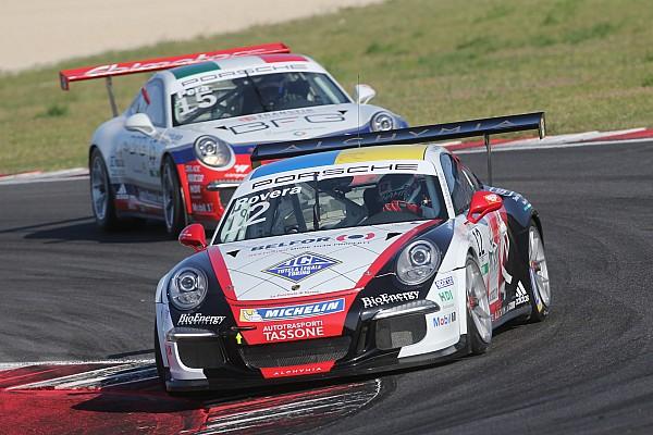 Carrera Cup Italia, Misano: il sigillo di Rovera in gara 2