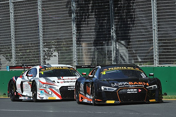 Albert Park Australian GT: Koundouris wins Race 4