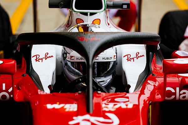 Formula 1 Breaking news Vettel yakin F1 akan terbiasa dengan tampilan Halo