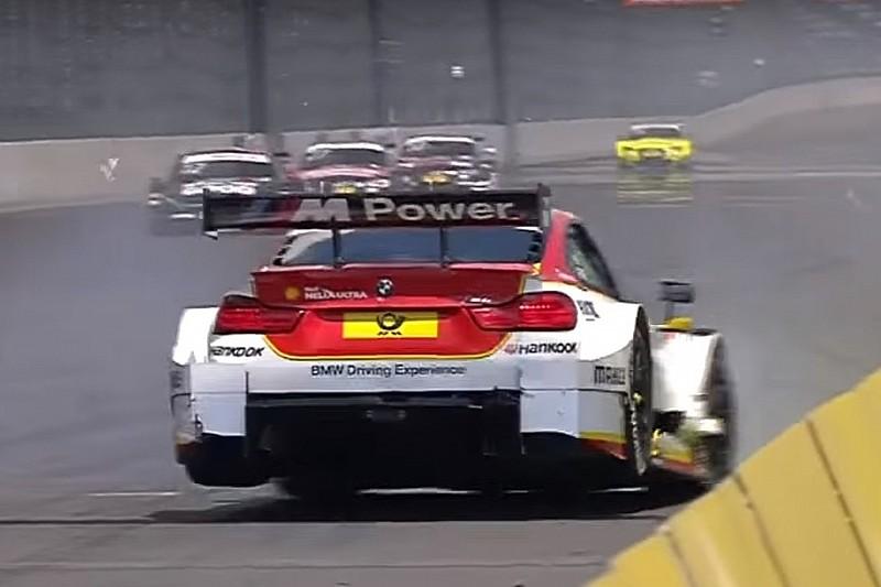 Video: Die Highlights des 2. DTM-Rennens am Lausitzring