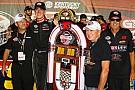 ARCA Austin Cindric earns first oval stock car win in ARCA race