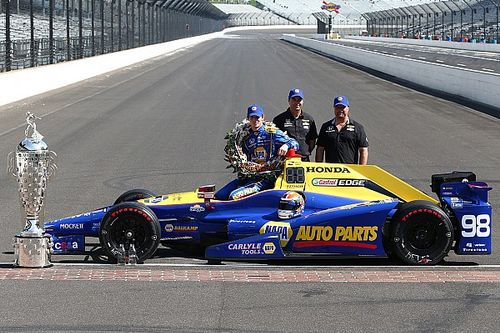 Rossi's Indy 500 winner to be presented to IMS Museum