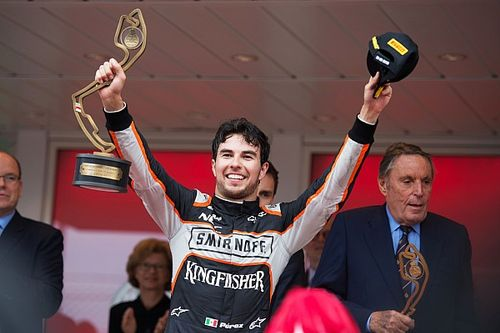 Perez wins Driver of the Day after Monaco podium