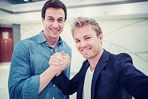 Fórmula 1 Noticias Mercedes dice que Rosberg fue la única opción