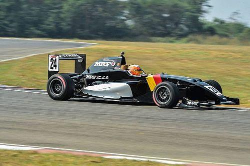 Пикарелло победил Шумахера в финальной гонке, Троицкий закончил сезон третьим