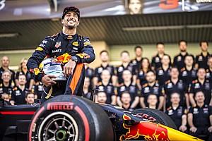 Formula 1 Röportaj Röportaj: Ricciardo'nun gizemli hayatı
