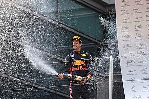 Formel 1 News Ricciardo: Red Bull braucht mehr Siege, um mich zu halten
