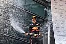 Vidéo - Daniel Ricciardo fête sa victoire en Chine