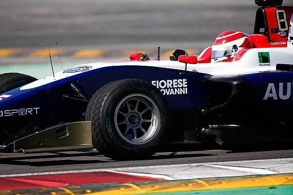 GP3 Nieuws Piquet completeert GP3-grid voor seizoen 2018