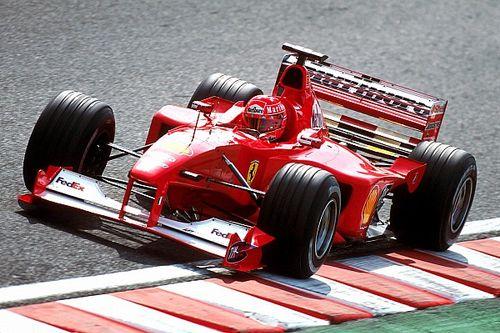 Ferrari F1-2000: vent'anni fa iniziava l'era Schumacher