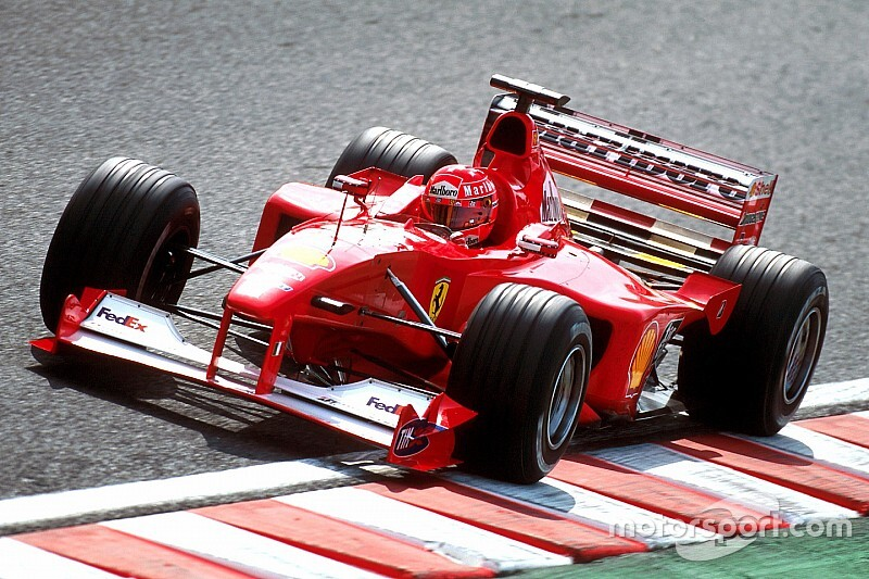 Empresária de Schumacher: título de 2000 foi decisivo para Ferrari