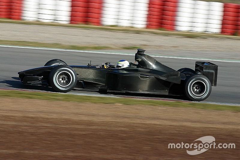 Galéria: Az F1-es tesztek legérdekesebb festései