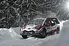 WRC Sweden WRC: Tanak leads after Super Special opener