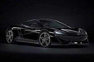 Auto Actualités McLaren présente la 570GT MSO Black Collection