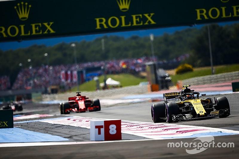La FIA está disputa a evaluar quitar la chicana de Paul Ricard para 2019