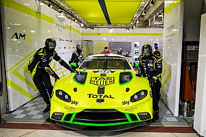 24 heures du Mans Actualités Aston Martin bénéficie d'un nouvel ajustement de la BoP