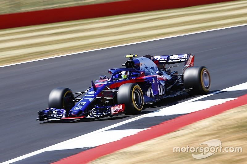 Гаслі: Toro Rosso втрачає шалену швидкість через Honda