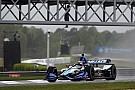 IndyCar 佐藤琢磨「月曜日の雨は、戦略の助けにはならなかった」