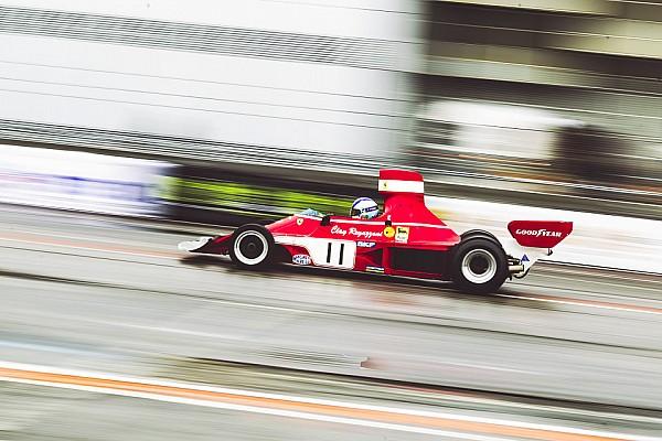 Формула 1 Самое интересное Винтажная Ф1, Euro NASCAR и многое другое: фото с автошоу в Болонье
