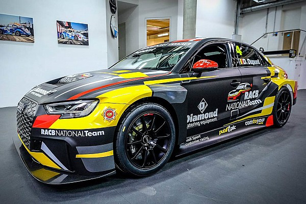 First team and driver announced for 2018 WTCR season