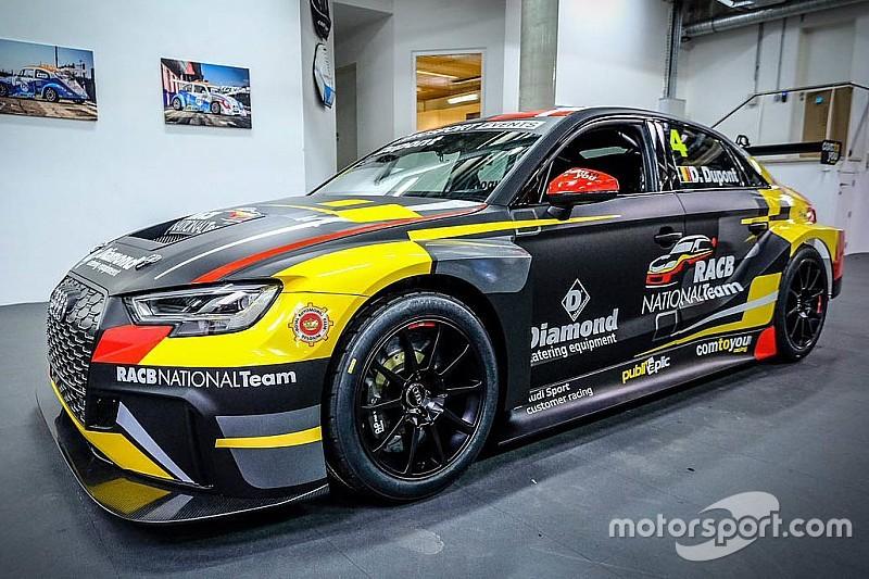 Dupont eerste rijder voor het WTCR seizoen 2018
