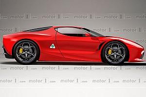 Alfa Romeo 8C: scopriamo la nuova supercar ibrida da 700 CV!