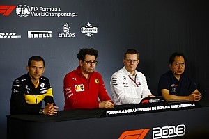 Formula 1 Press conference Spanish GP: Friday's press conference