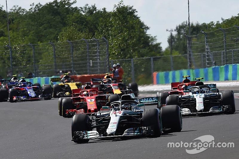 La F1 utilise un simulateur de dépassements inédit