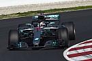Fórmula 1 Mercedes aún ve la fiabilidad como un problema para 2018