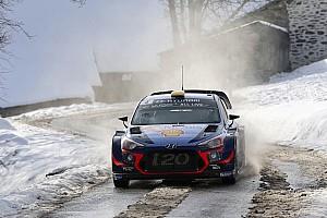 WRC Reaktion Bloß keine Panik: Hyundai will nach WRC-Fehlstart ruhig bleiben