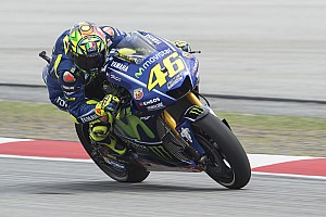 MotoGP Practice report Malaysian MotoGP: Rossi on top in FP3 with sub-2 minute lap