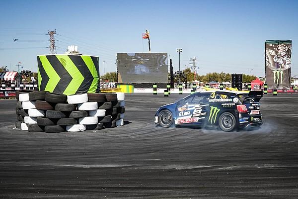 Egyéb autósport Motorsport.com hírek Anya jobb egyben, 4 milliós váltó a kukában - GYMKHANA Grid