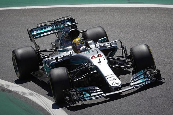 """F1 ハミルトンが見せた""""猛追劇""""「優勝すらできたかも……」とチームは賞賛"""