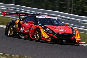 Super GT Race report Suzuka Super GT: ARTA Honda wins, Button second