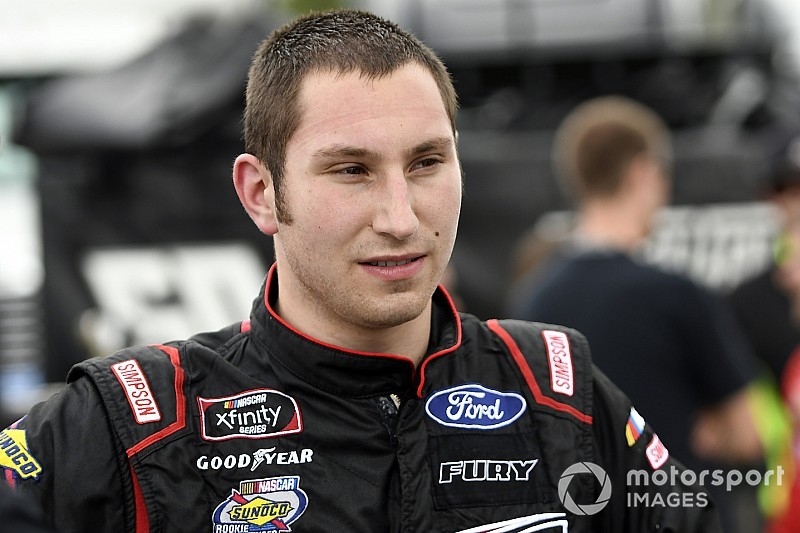 Fast and (Fury)ous: Kaz Grala celebrates success with new team