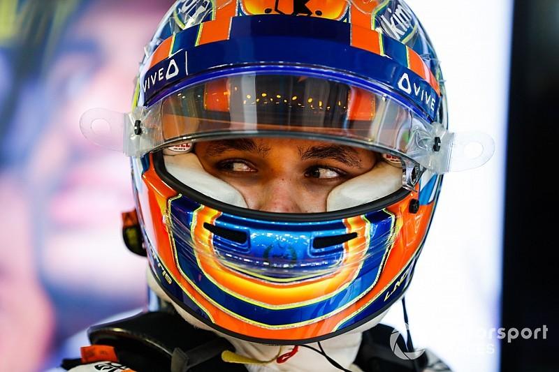 McLaren admite que Red Bull procurou Norris